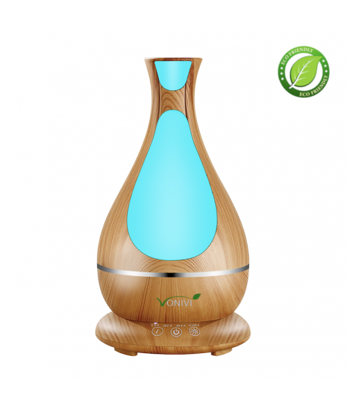 Aromatinis Difuzorius Drėkintuvas Vonivi Style 400ml (šviesus)