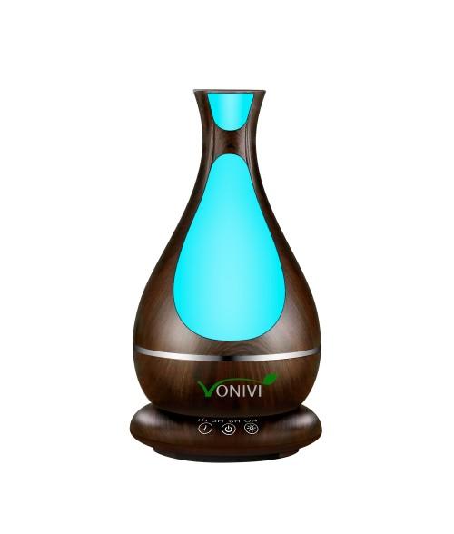 Aromatinis Difuzorius Drėkintuvas Vonivi Style 400ml (tamsus)
