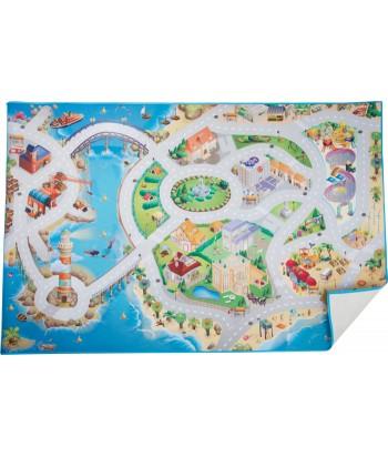 Vaikiškas žaidimų kilimas...