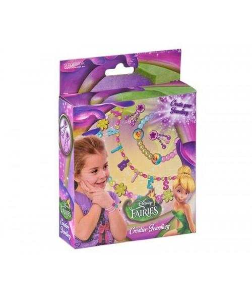 Disney Fairies papuošalų kūrimo rinkinys