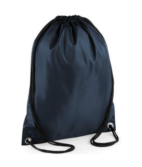 Sportinis maišelis aprangai (mėlynas)