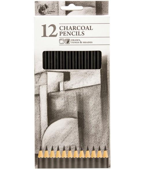 """""""Chiltern Arts"""" Angliniai Pieštukai 12 vnt."""