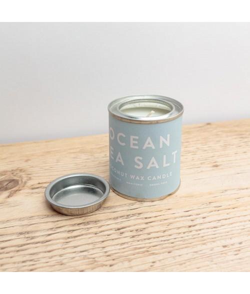 """Kokoso vaško žvakė """"Ocean Sea Salt"""" 84g."""