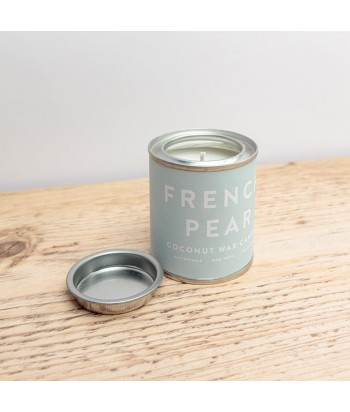 "Kokoso vaško žvakė ""French Pear"" 84g."