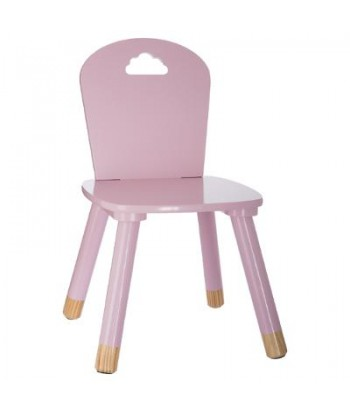 Vaikiška kėdutė rožinė 32 x 50cm