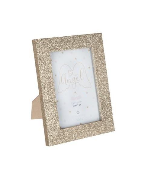 10x15cm auksinis nuotraukų rėmelis