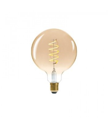 Atmosphera 4W LED Lemputė, šilta šviesa, E27, 175 x Ø 125mm