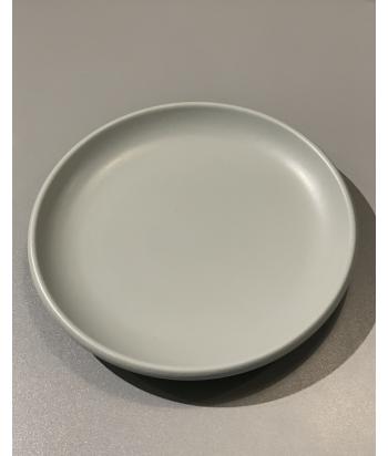 Faria & Bento akmens masės pilka pietų lėkštė 3x22cm