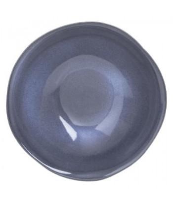 Akmens masės sriubos lėkštė ERA BLUE 19.5cm