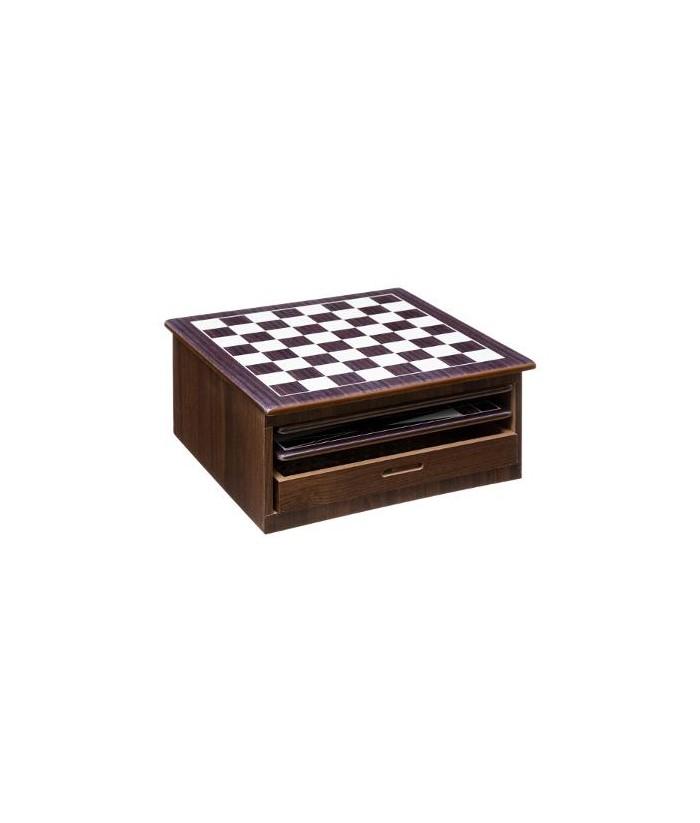 Stalo žaidimų rinkinys 10 IN 1 32x32x15cm