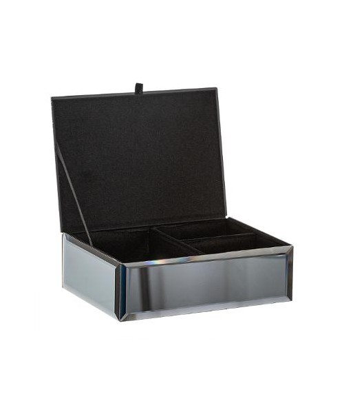 Veidrodinė papuošalų dėžutė TINTED 20x15mm
