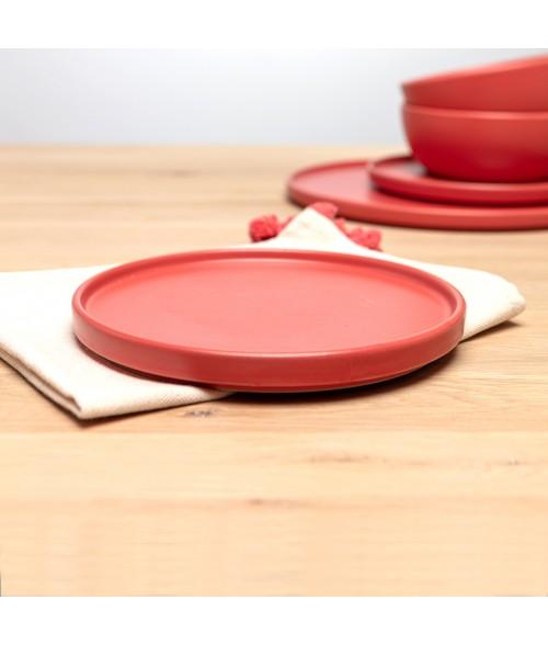Keramikinė 20cm desertinė lėkštė Fika Marri