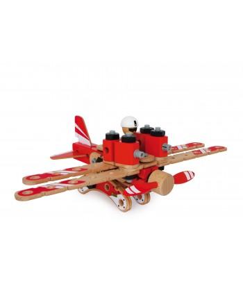 Medinis konstruktorius 2:1 HELICOPTER / PLANE