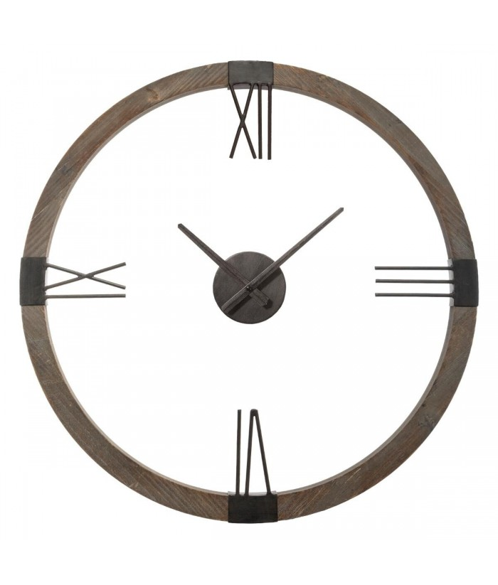 Sieninis laikrodis XII 58cm