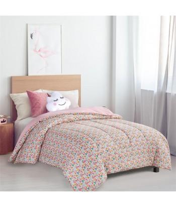 Vaikiškas patalynės rinkinys UNICORN 140x200cm (pagalvė ir antklodė)