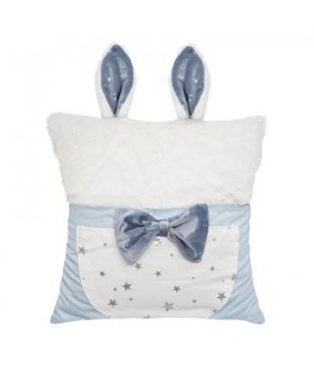 Vaikiška pagalvėlė PAJAMAS BLUE 39x39cm