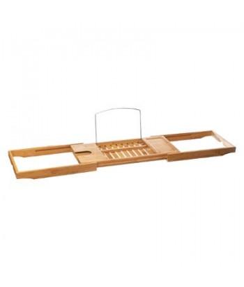 Bambukinis vonios padėklas NATUREO 70-105cm