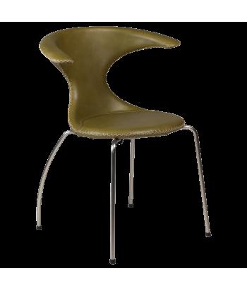 Samaninė žalia kėdė FLAIR