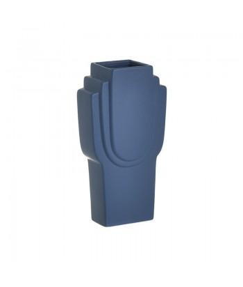 Keramikinė vaza BLUE COLUMN 20cm