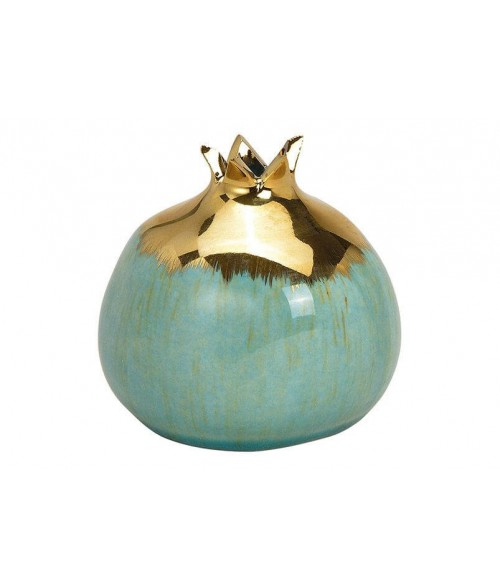Keramikinė vaza / žvakidė POMEGRANATE 9cm