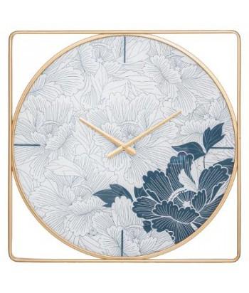 Sieninis laikrodis CHRISTIE BLEU 58cm