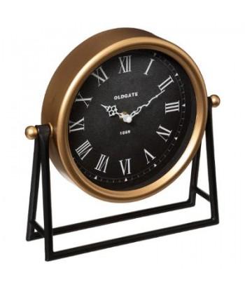 Metalinis stalinis laikrodis LUCA 26cm