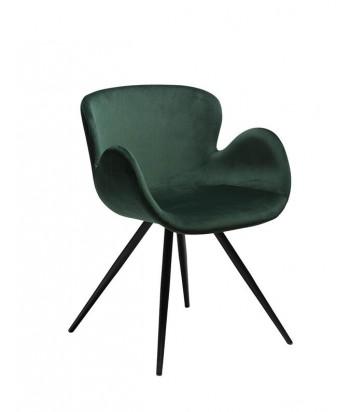 Žalios spalvos kėdė GAIA