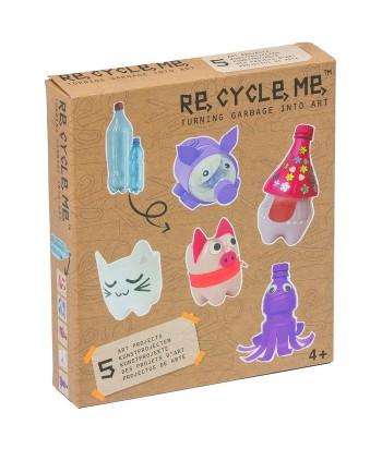Re-Cycle-Me rankdarbių rinkinys PETS