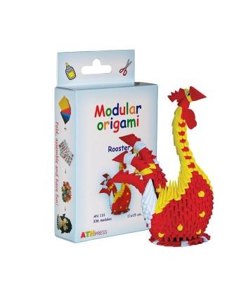 Modulinis origami GAIDYS