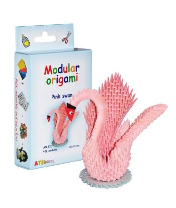 Modulinis origami GULBĖ