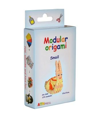 Modulinis origami SRAIGĖ