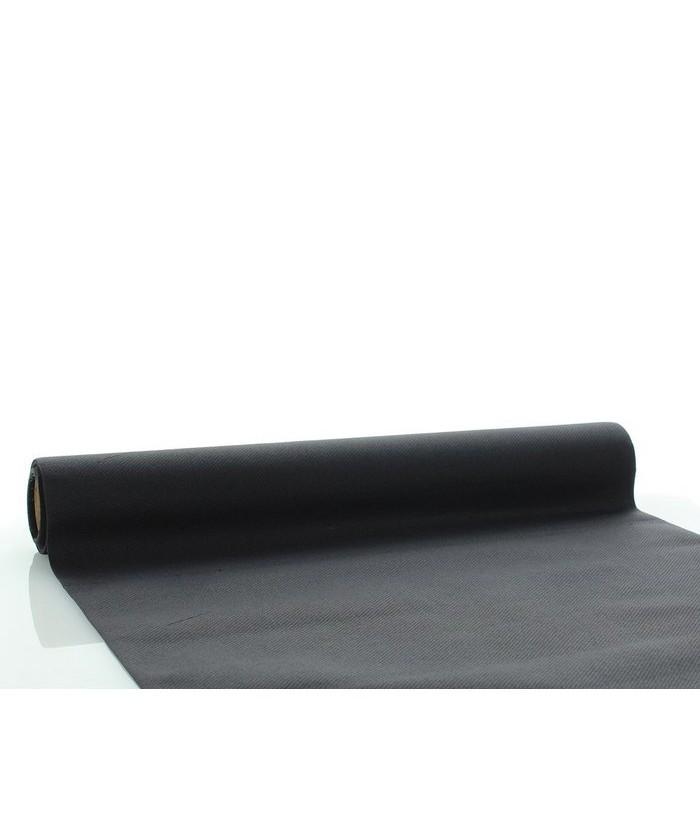 Stalo takelis Linclass® Airlaid BLACK 40x480cm