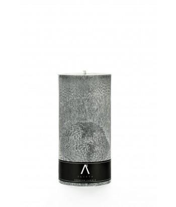 As Scents pilkai juodos spalvos palmių vaško žvakė MIRACLE 390g