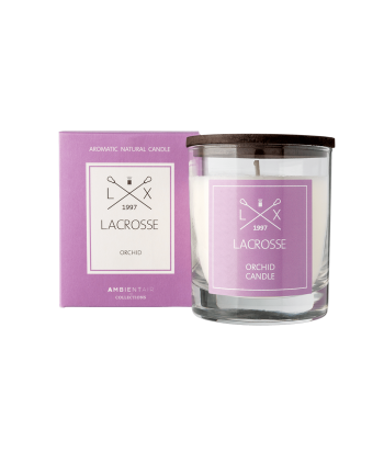 Lacrosse ORCHID natūralaus sojų vaško žvakė 200g