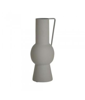 Metalinė vaza GRAY JUG ROUND 27cm