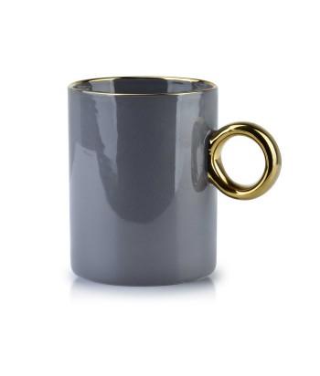 Porcelianinis arbatos puodelis ORIANA 420ml