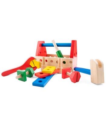 Vaikiška medinių įrankių dėžė
