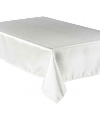 Balta staltiesė SATIN 140x240cm