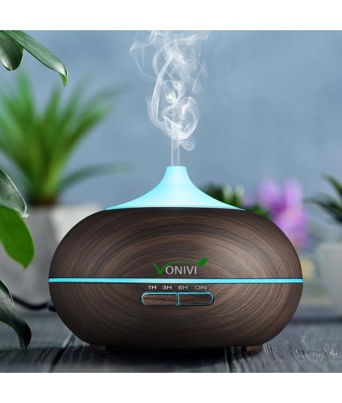 Aromatinis Difuzorius Drėkintuvas Vonivi Zen 300ml (tamsus)